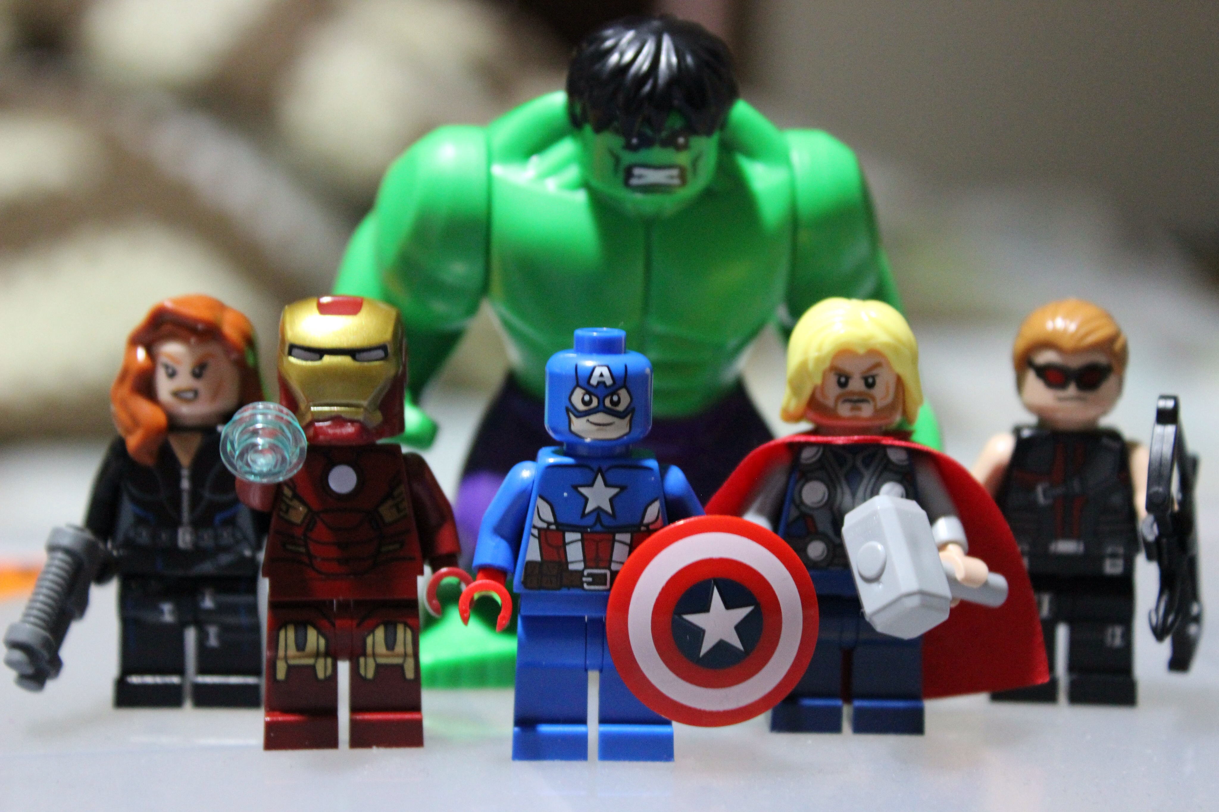 Lego marvel captain america vs hydra 76017 review truthfulnerd - Lego capitaine america ...