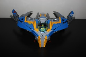 The Milano Spaceship