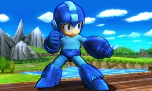 Mega Man from the series of the same name