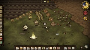 Don't Starve gameplay