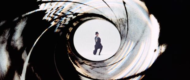 George Lazenby as James Bond 007