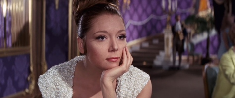 Image result for diana rigg in on her majesty's secret service