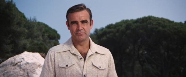 """My name is Bond, James Bond."""