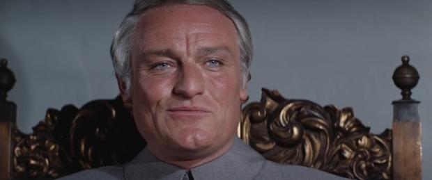 """""""Right idea. Mr. Bond."""""""