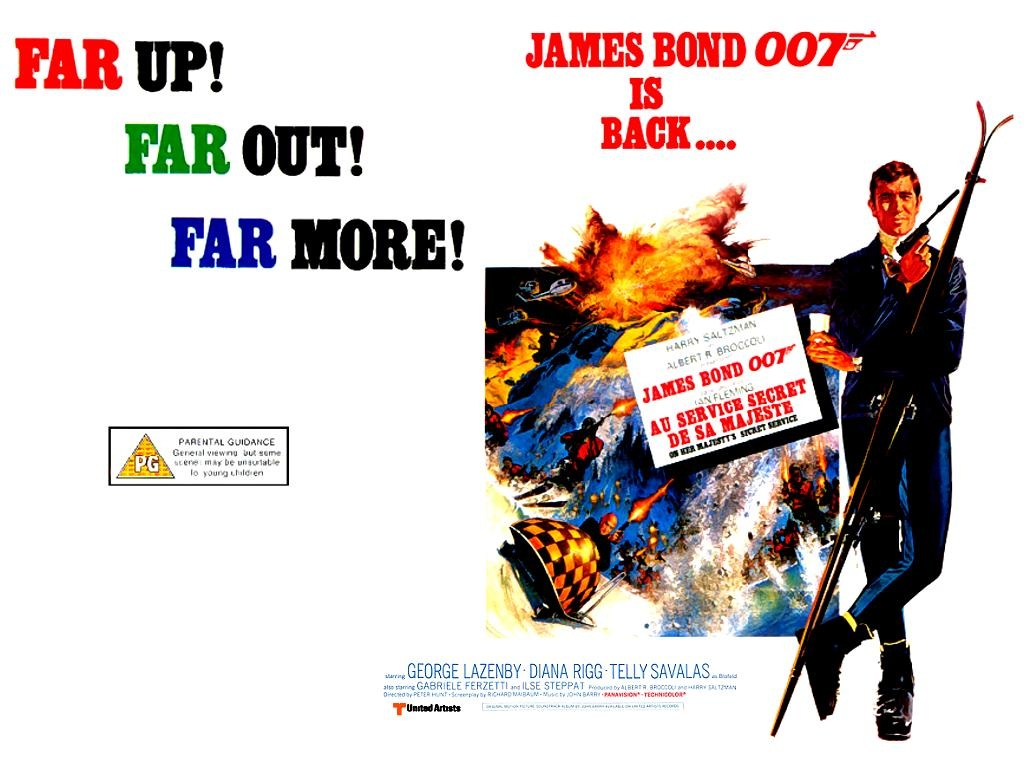 "Watches in ""On her Majesty's Secret Service"" (1969) - Watch bet at home Preisschub bet at home Online-Chat Freeks"