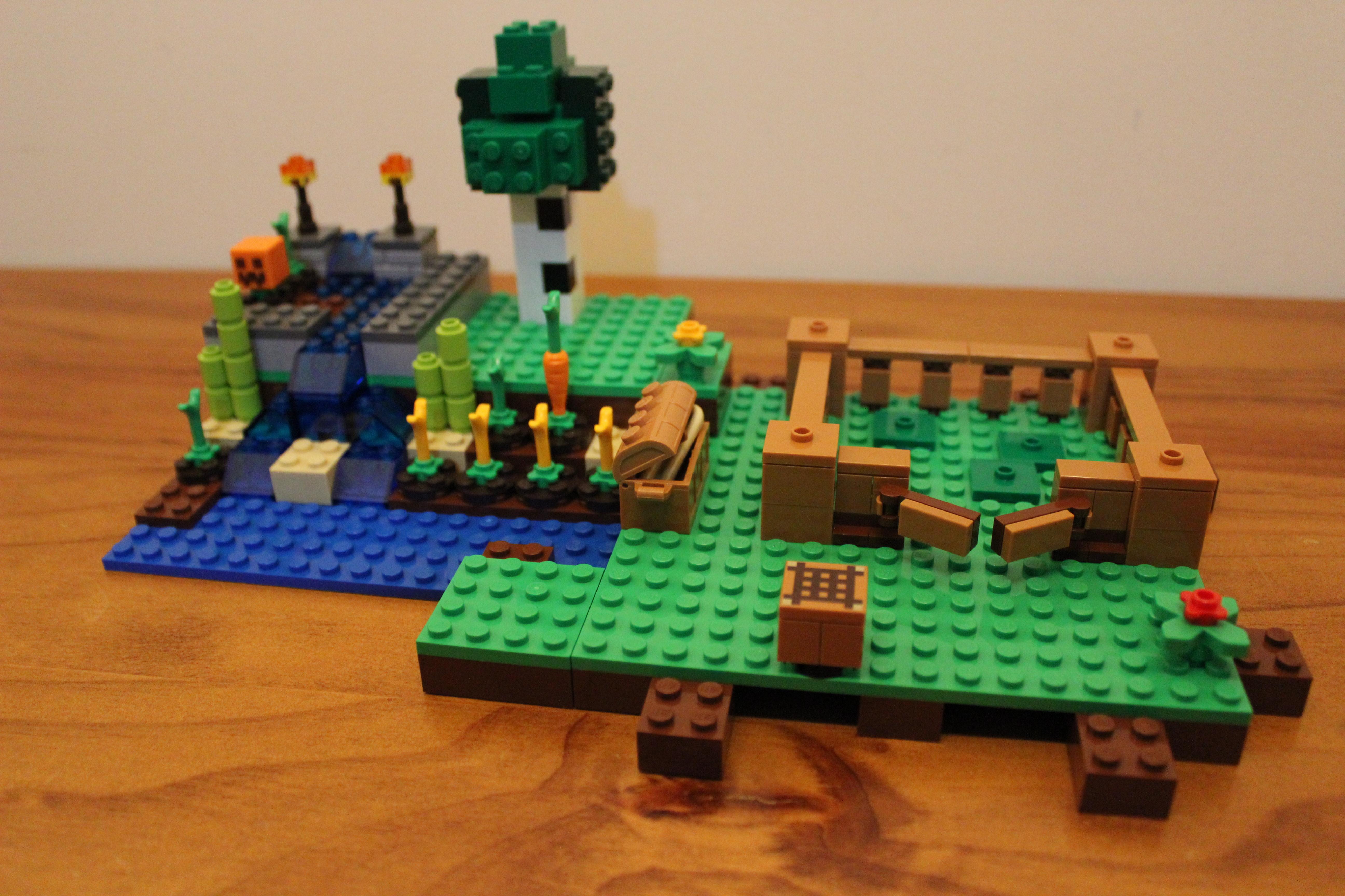 Lego Minecraft The Farm 21114 Review Truthfulnerd