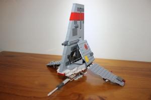 T-16 Skyhopper in all its beauty