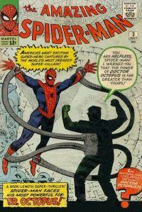 First appearance of Doctor Octopus