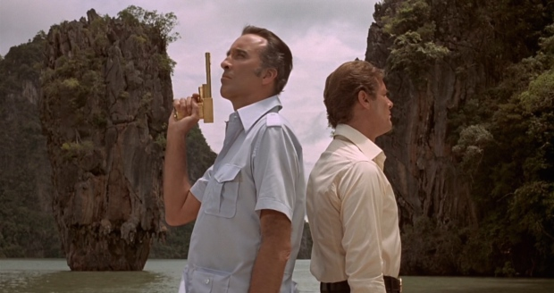 Scaramanga vs. Bond