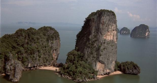 Scaramanga's Island, aka James Bond Island