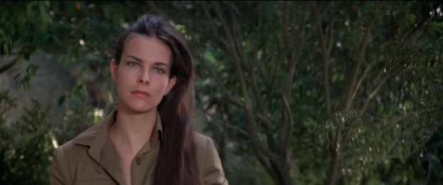 Had another shot of Carole Bouquet and looking gorgeous