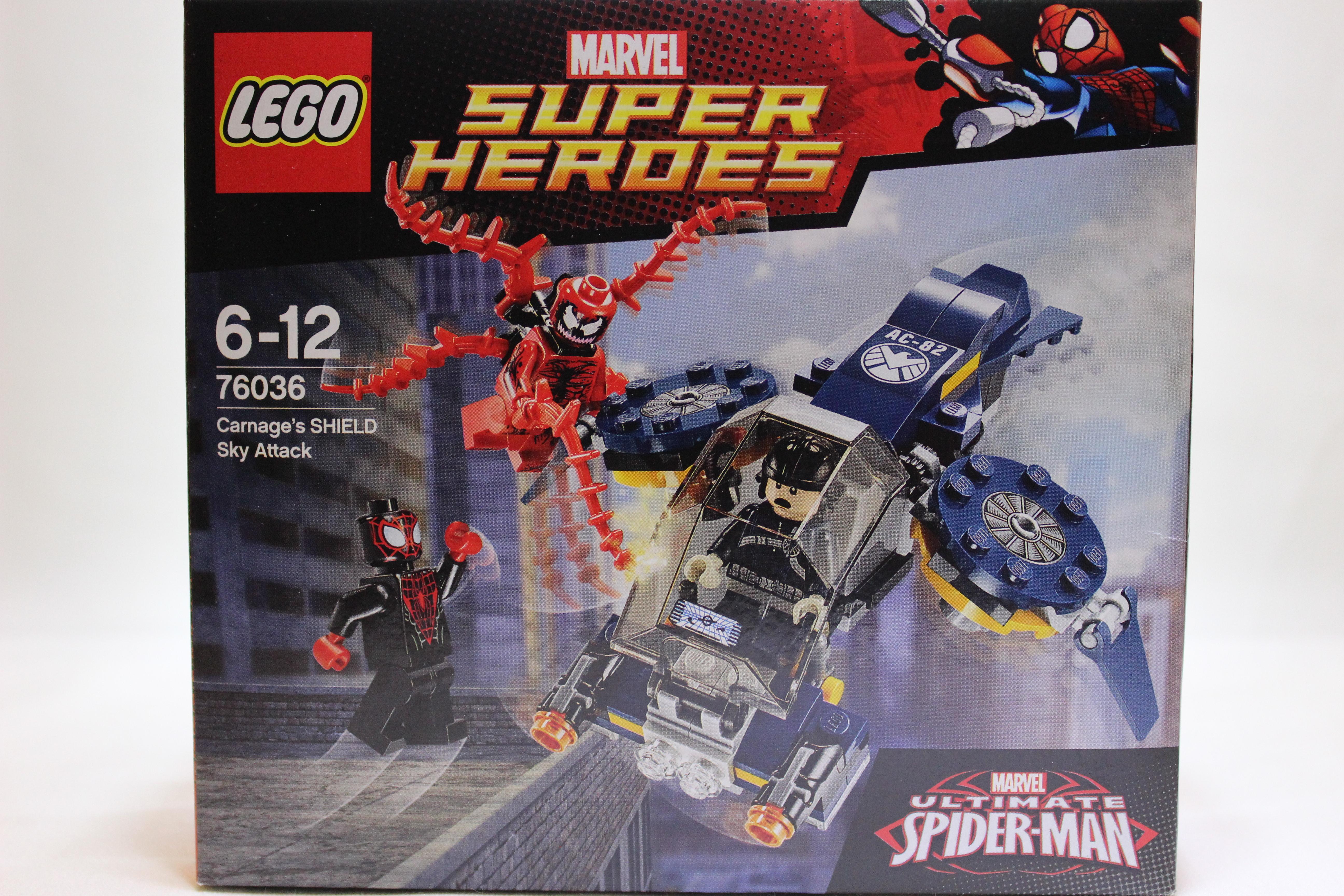 marvel lego big w