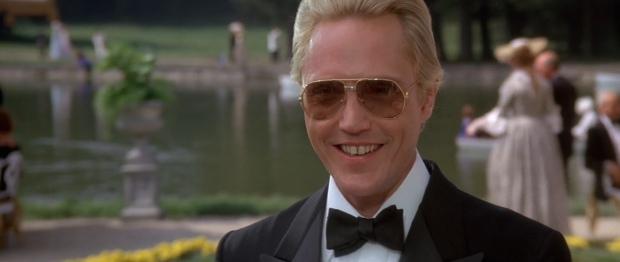 Christopher Walken as Max Zorin