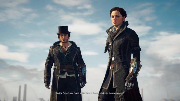 Assassins, Jacob and Evie Frye