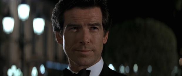 Pierce Brosnan as James Bond 007