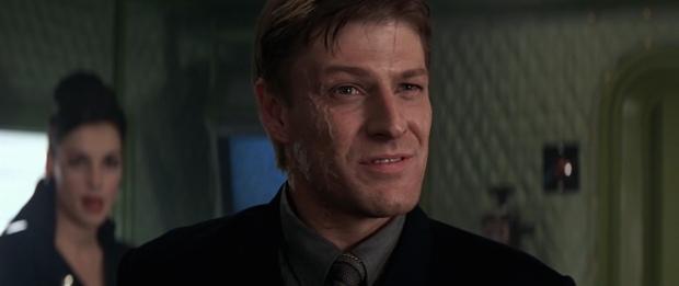 Sean Bean as Alec Trevelyan