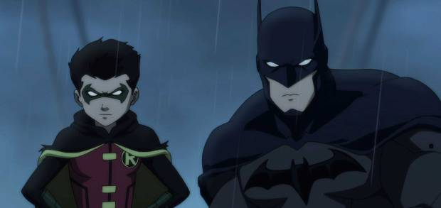 Batman and Son