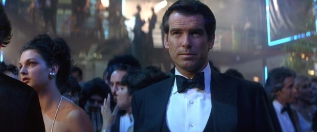 Pierce Brosnan, still looking fresh as Bond