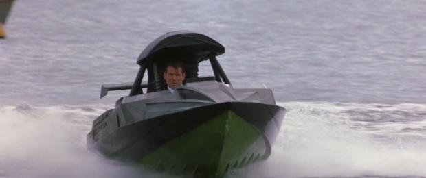 Cruising into Bond 20