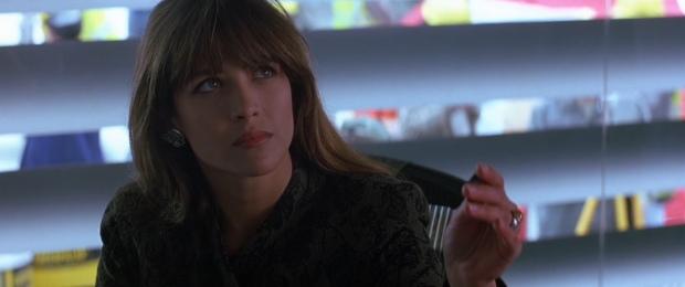 Elektra King played by Sophie Marceau