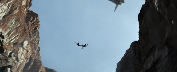 Quantum of Solace has some amazing action scenes