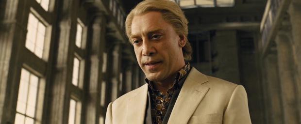 Never has a better villain faced off against Bond