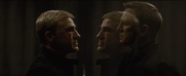Blofeld and Bond, step brothers