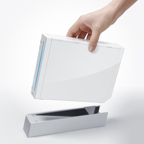 Wii and display stand