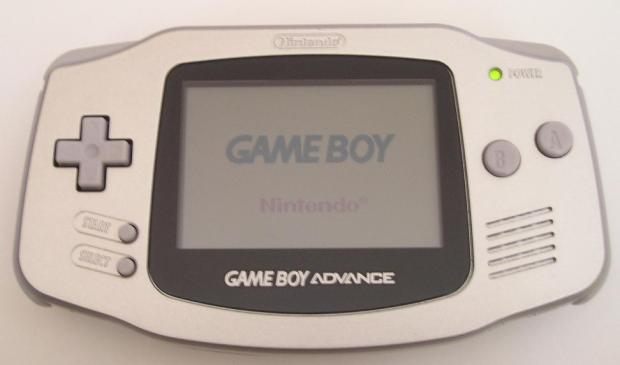 Game Boy Advance has a solid design and excellent layout