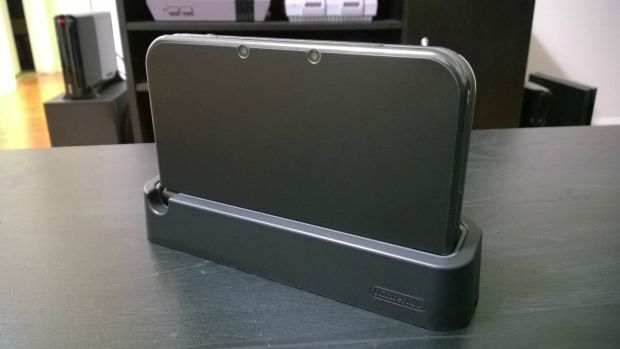New 3DS XL charging dock