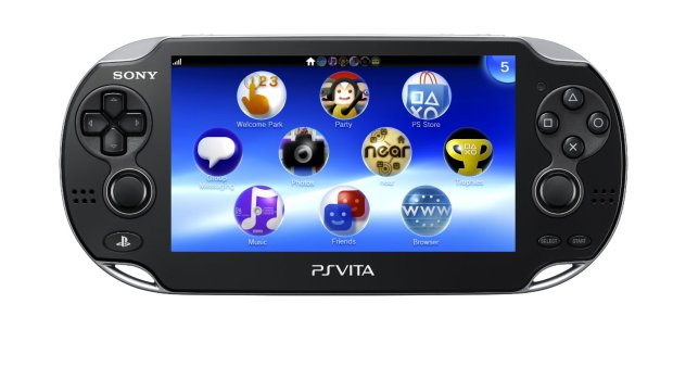 PS VITA is another excellent design and Nintendo definitely needs to take some design ideas from SONY
