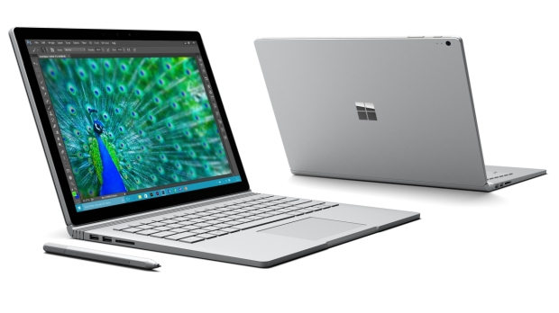 Surface Book Pro including a 16 hour battery life